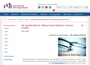 IATI Meet the Startups: HIL Applied Medical - Making Proton Radiation Common Practice