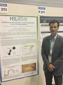 HIL Poster at PTCOG 56, May 2017